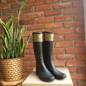 Hunter Original Tall CECE Rain BOOTS Size 9-10